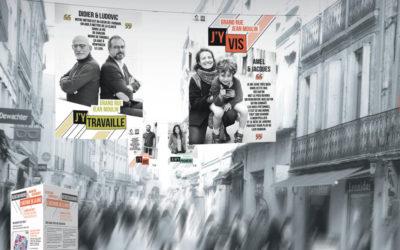 Le grand inventaire des identités pour redécouvrir une rue emblématique que l'on traverse sans la regarder